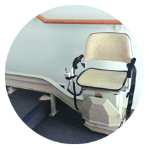 stairlift for maintenance