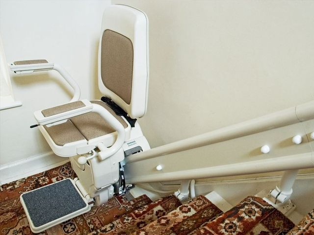 stairlift for repair