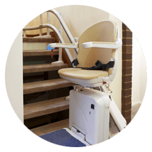 stylish stairlift design