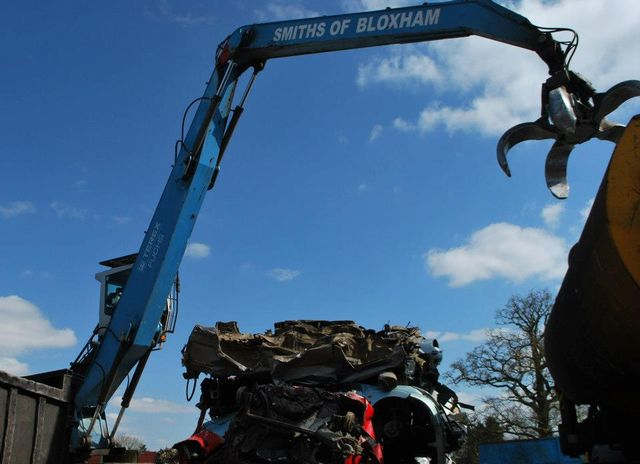 smiths of bloxham crane