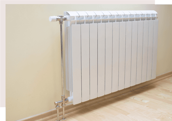 clean heating system