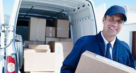 parcel delivery expert