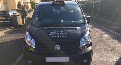 FIAT taxi