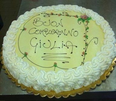 torte decorate Genova, torte personalizzate, pasticceria Genova