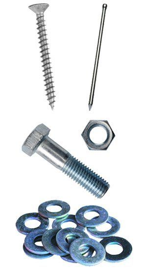 tools - Nuts & Bolts - York - Faskpack