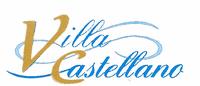 VILLA CASTELLANO RISTORANTE - SALA RICEVIMENTI - PIZZERIA - LOGO