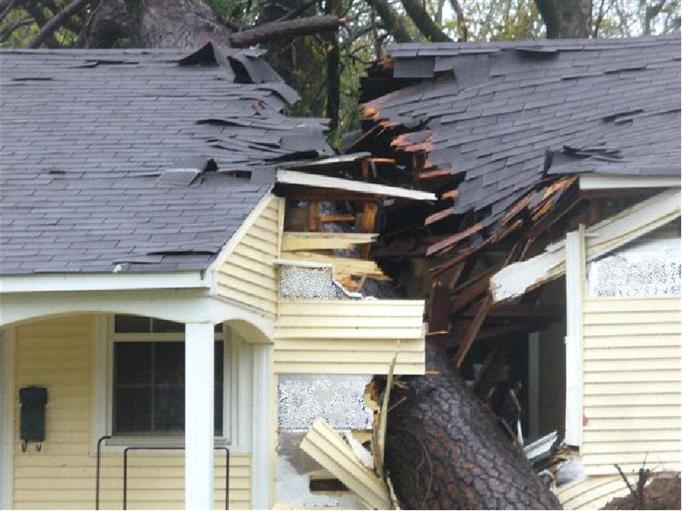 Storm Damage Restoration Hot Springs