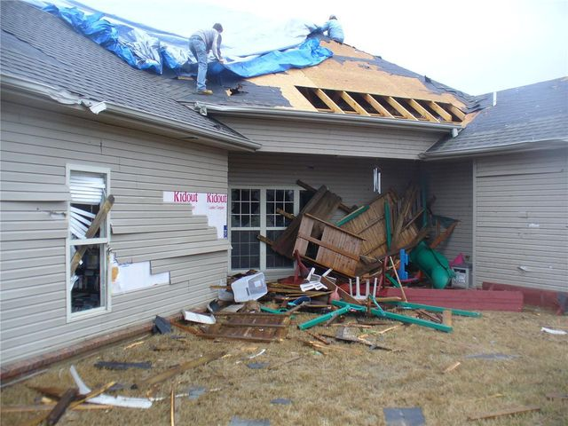Storm Damage Restoration North Little Rock