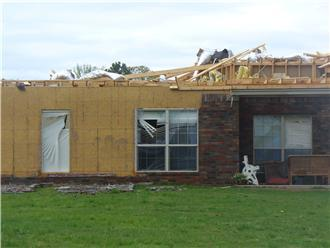 Storm Damage Restoration Bryant