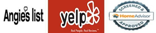Yelp Angies List Home Advisor Dog Guard