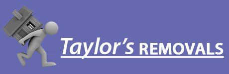 Taylor's Removals logo