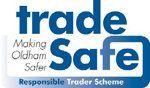 Trade Safe logo