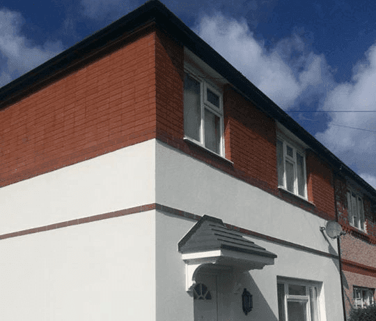 Insulated Render and Brick Slips