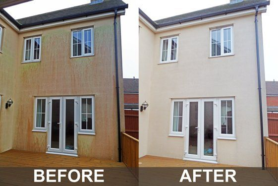 Render Cleaning Trafford