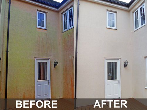 Render Cleaning Cheshire