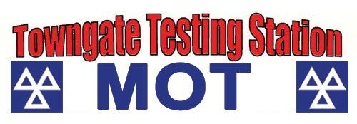 Towngate Testing Station Company Logo