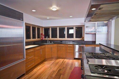 Kitchen Cabinets & Flooring in Issaquah, WA