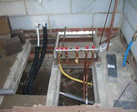 Underfloor heating - South Shields - MJL Plumbing & Gas - Heating systems