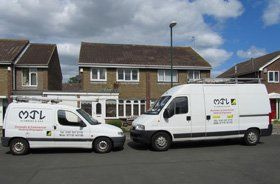 Plumbing - South Shields - MJL Plumbing & Gas - Van