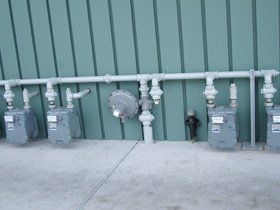 General plumbing - South Shields - MJL Plumbing & Gas - Gas pipeline