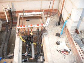 Gas testing - South Shields - MJL Plumbing & Gas - Gas pipeline