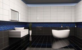 Tiling repairs - Tewkesbury, Gloucestershire - CJ Ceramics - Bathroom tiling