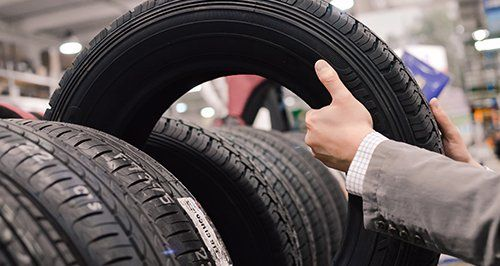 Wide range of car tyre to choose
