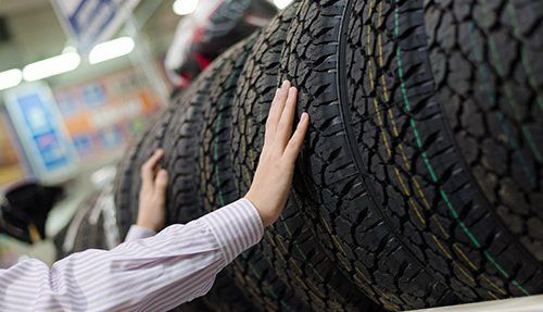 Customer to choose from high  quality brand of tyre