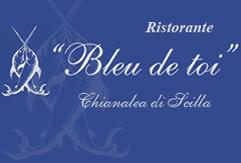 RISTORANTE BLEU DE TOI - LOGO