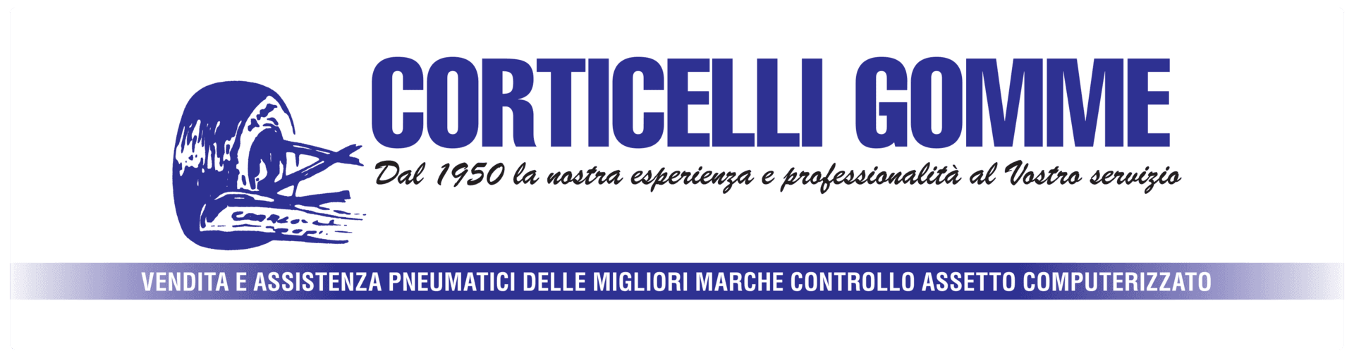 CORTICELLI GOMME - LOGO