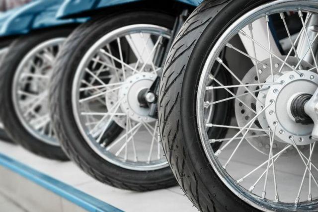 ruote di motociclette
