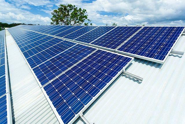 Impianti a energia rinnovabile presso Idraulico Tucci Francesco a Castiglione Olona (VA)