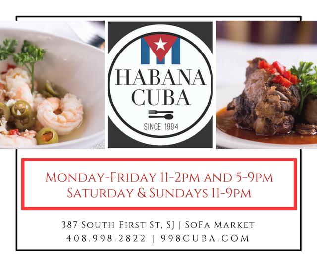 Cuban Cuisine Santa Clara Ca