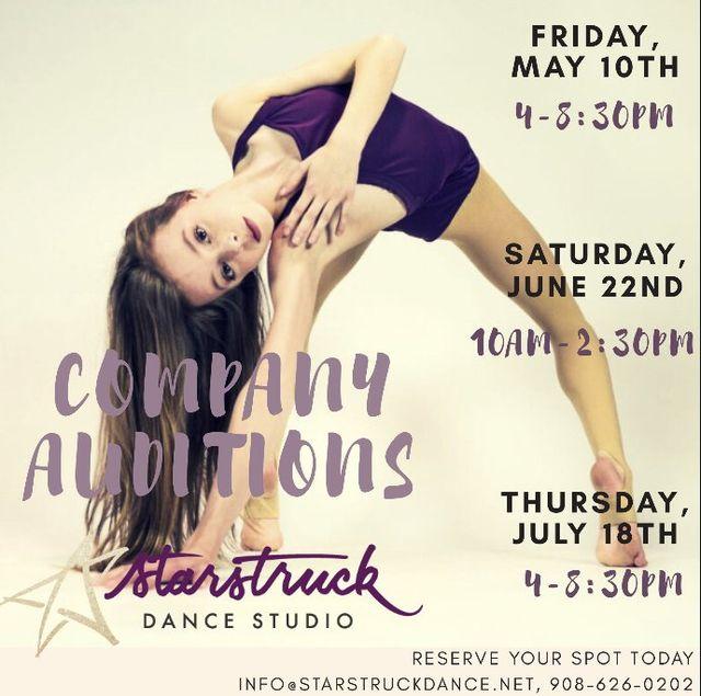 StarStruck Dance Studio, Stirling, NJ: Acro, Ballet, Hip Hop