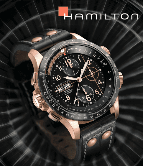 hamilton watches in central arkansas