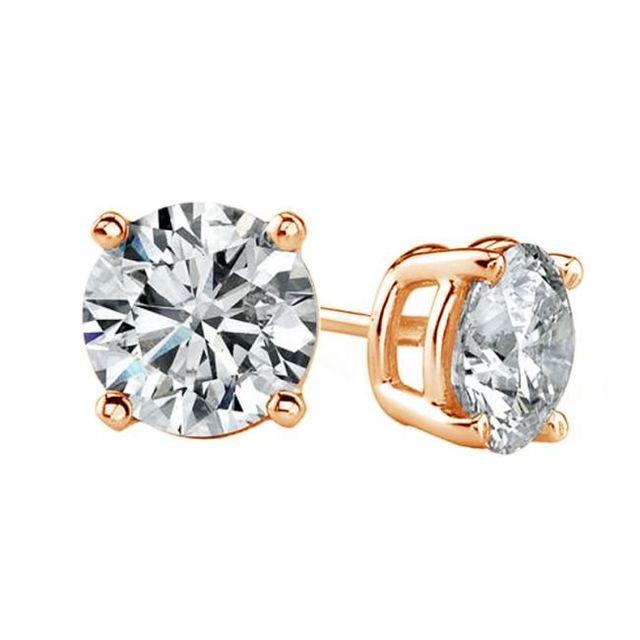 diamond earrings in little rock