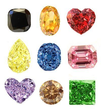 certified colored diamonds in little rock