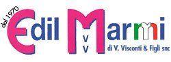 Edil Marmi Visconti E Figli – Logo