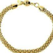 articoli di metalli preziosi, bracciali d' oro, bracciali