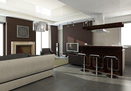 Arredamento soggiorno moderno a Monforte San Giorgio, ME