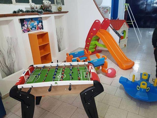 Sala Giochi Per Bambini : Animazione feste ribera ag new giocolandia