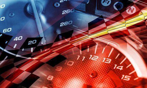 Contachilometri e cronometro