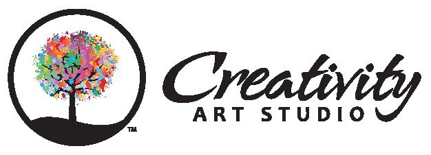 Creativity Art Studio Logo