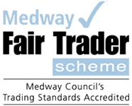 Medway Fair Trader Scheme logo