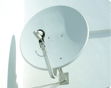 Digital TV Aerials - Wirral - A C R Satellite Systems - aerial