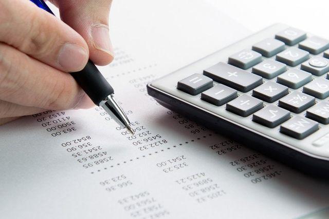 Property management accounts preparation