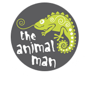 The Animal Man logo