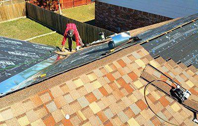 new roof San Antonio, TX