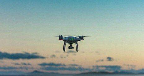 Drone in volo PIGNATARI MATTEO Modena