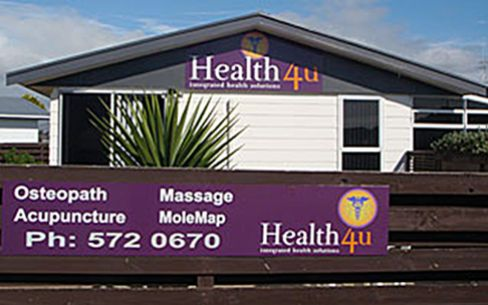 Osteopathy clinic for your individual needs in Mount Maunganui